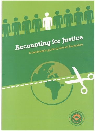 Accounting for Justice Cover