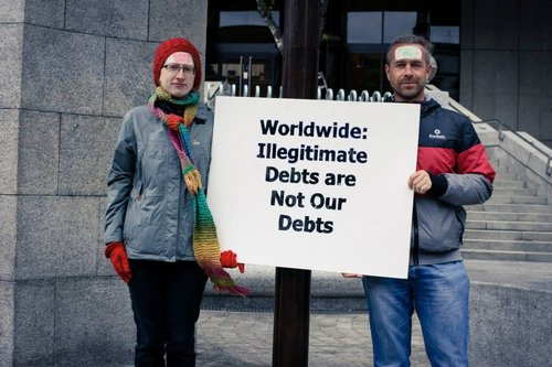 Illegitimate debt