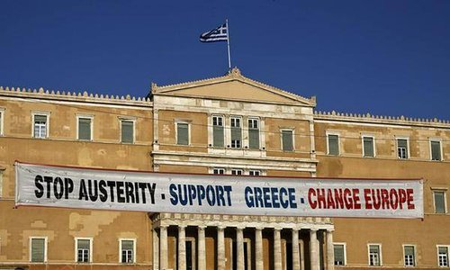 stop austerity support greece