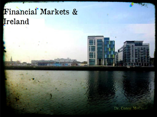 Conor McCabe - Financial Markets and Ireland
