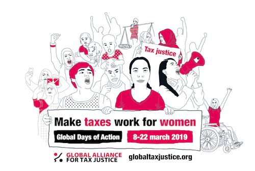 Global Days of Action for Tax and Gender